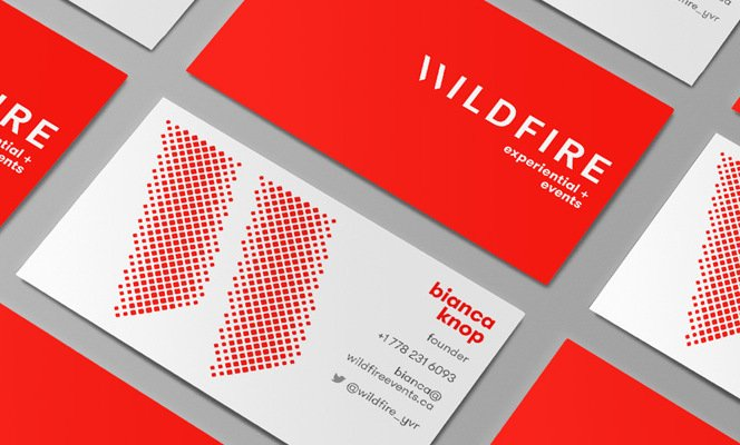 Business card reignites old style matchbook advertising colourmoves