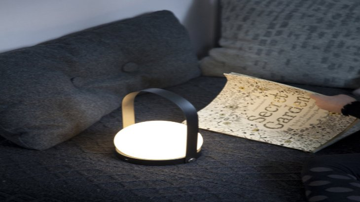 Menu Carrie Lamp : Carrie led lamp scandinavian lighting by menu capricho